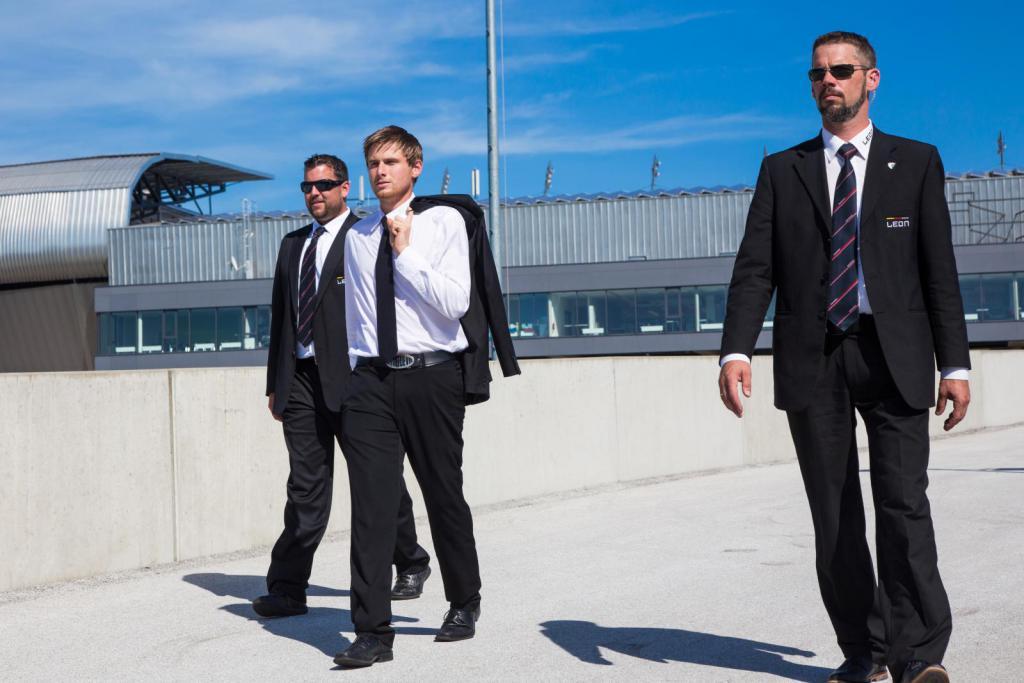 LEON Service & SecurityFoto: Peter Krivograd