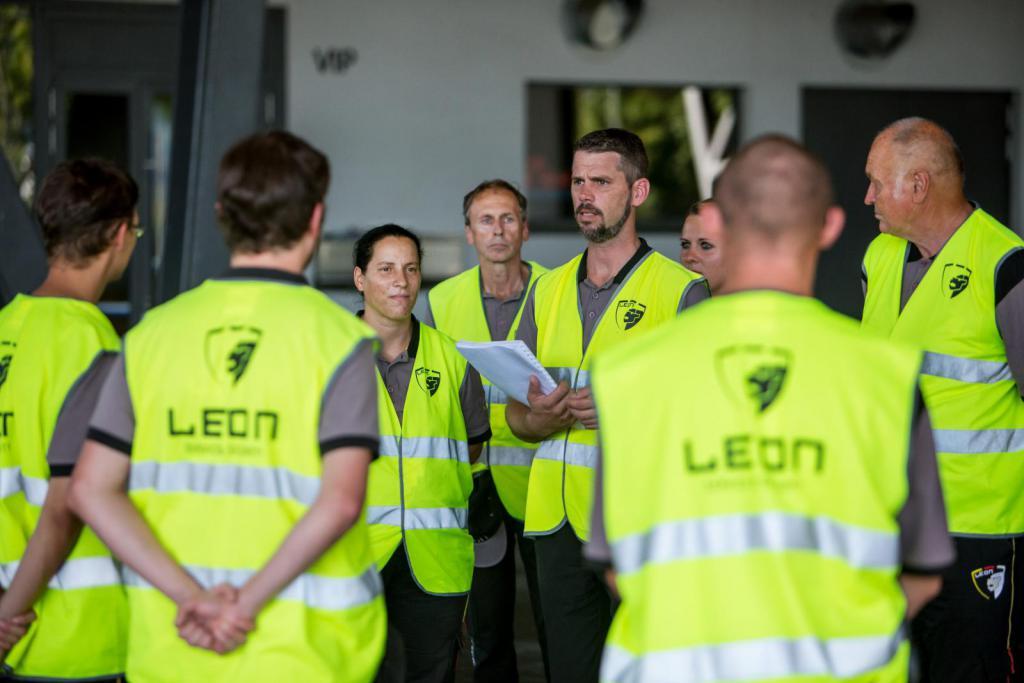 Event Services LEON