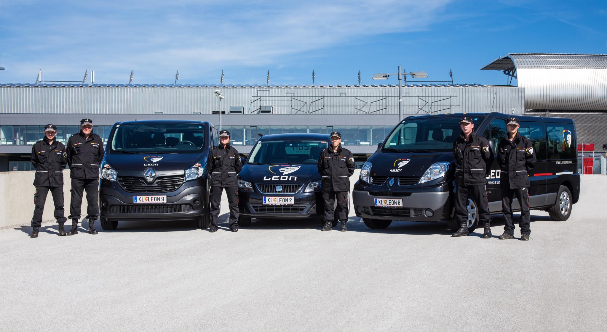 LEON Service & Security